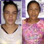 Juazeiro: DNA do crime Mãe e filha são presas por envolvimento com o tráfico de drogas