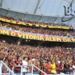 Com obras no Barradão, Vitória mandará dois jogos na Arena Fonte Nova