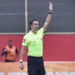 Péricles Bassols apita confronto entre Vitória e Grêmio