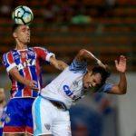Eder celebra marca de 50 jogos pelo Bahia: 'Devo muito a esse clube'
