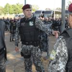 Homens da Força Nacional chegam ao Rio de Janeiro nesta terça-feira