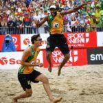 Evandro e André calam arena lotada e levam o inédito título mundial na Áustria